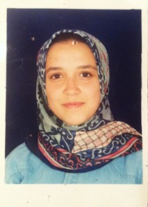 Heba 12 years old
